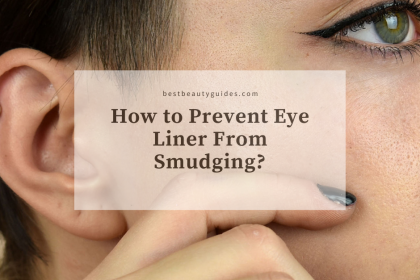 How to Prevent Eye Liner From Smudging?