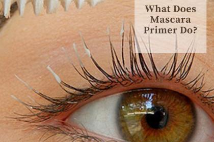 What Does Mascara Primer Do?